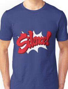 Silence! Unisex T-Shirt
