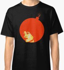Angela Davis Bomb Classic T-Shirt