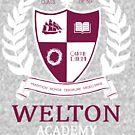 Welton Academy Emblem von hxnnahhc