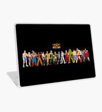 Super Street Fighter 2 Laptop Skin