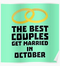 The Best Couples in OCTOBER Ra17y Poster