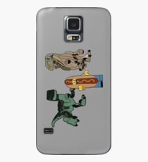 Catching Lunch redux Case/Skin for Samsung Galaxy
