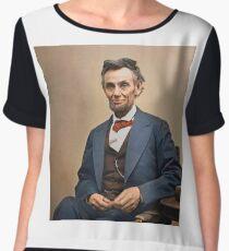 Lincoln Women's Chiffon Top
