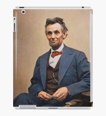 Lincoln iPad Case/Skin