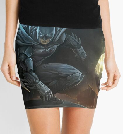 The Knight Mini Skirt