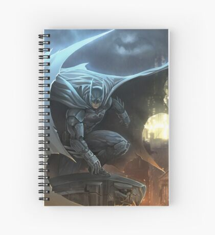 The Knight Spiral Notebook