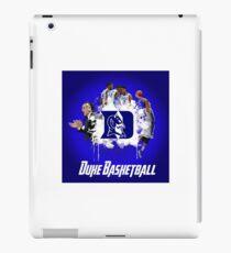 duke basketball iPad Case/Skin