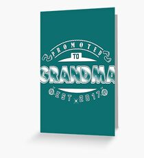 Promoted To Grandpa EST 2017-Funny family Shirt, Gift For New Mens Grey Raglan Shirt, Pregnancy Reveal Idea, Surprise New Grandparents, Grandpa, fathers day,Mug, Pillow, Phone case , Greeting Card