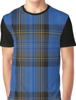 Skye, Isle of District Tartan  Graphic T-Shirt
