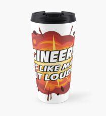 Engineering - It's Like Math But Louder Travel Mug