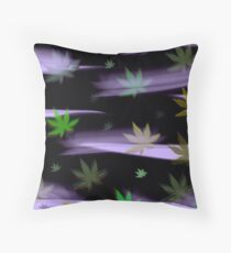 Sativa Throw Pillow