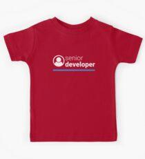 Senior Developer Kids Tee