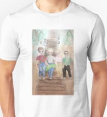 Stand On The Tracks Unisex T-Shirt