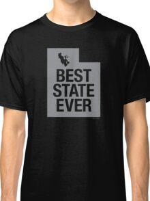 Utah - Best State Ever - Utah Gifts Classic T-Shirt