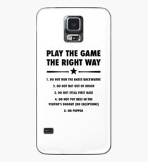 The Right Way Case/Skin for Samsung Galaxy