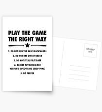 The Right Way Postcards