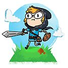 Link in the Wild by Logan Niblock