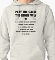 The Right Way Pullover Hoodie