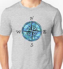 Naval Compass Unisex T-Shirt