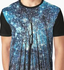 Night forest Graphic T-Shirt