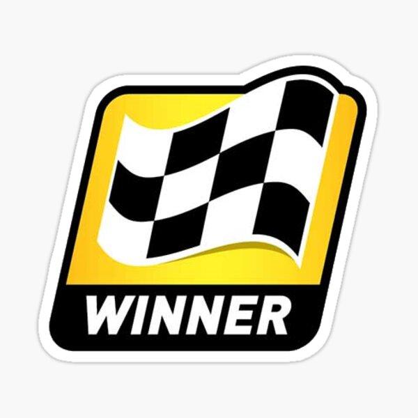 NASCAR Cup Series Winner Sticker Sticker