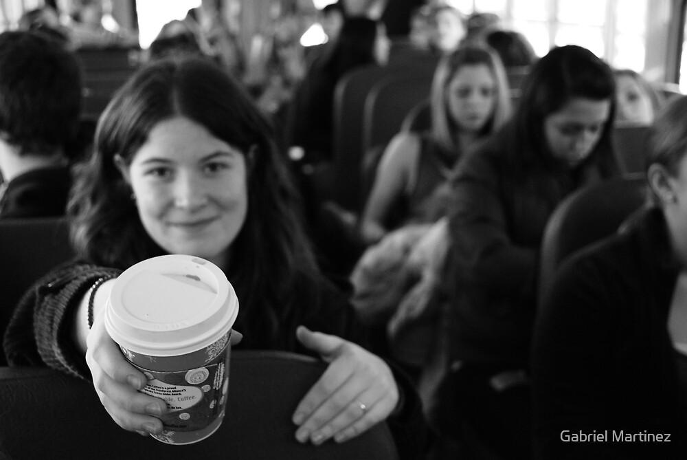 Coffee? by Gabriel Martinez