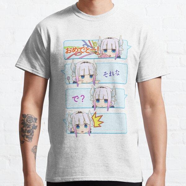 Kanna Speech Compilation Classic T-Shirt