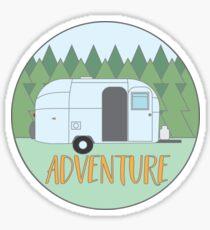 Airstream Adventure Sticker