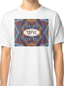 Love Pattern Classic T-Shirt