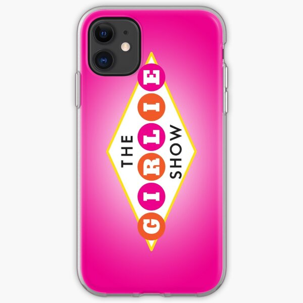 30ROCK - The Girlie Show iPhone Soft Case