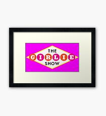 30ROCK - The Girlie Show Framed Print
