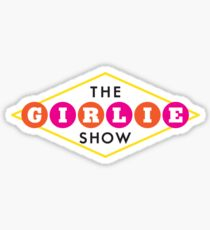 30ROCK - The Girlie Show Sticker