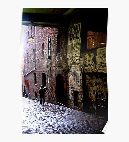 Alley of Broken Dreams Poster