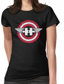superhero autism Womens Fitted T-Shirt