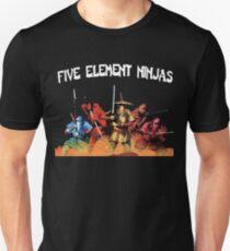 Five Element Ninjas Unisex T-Shirt
