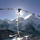 The Everest Base Camp by MichaelBr