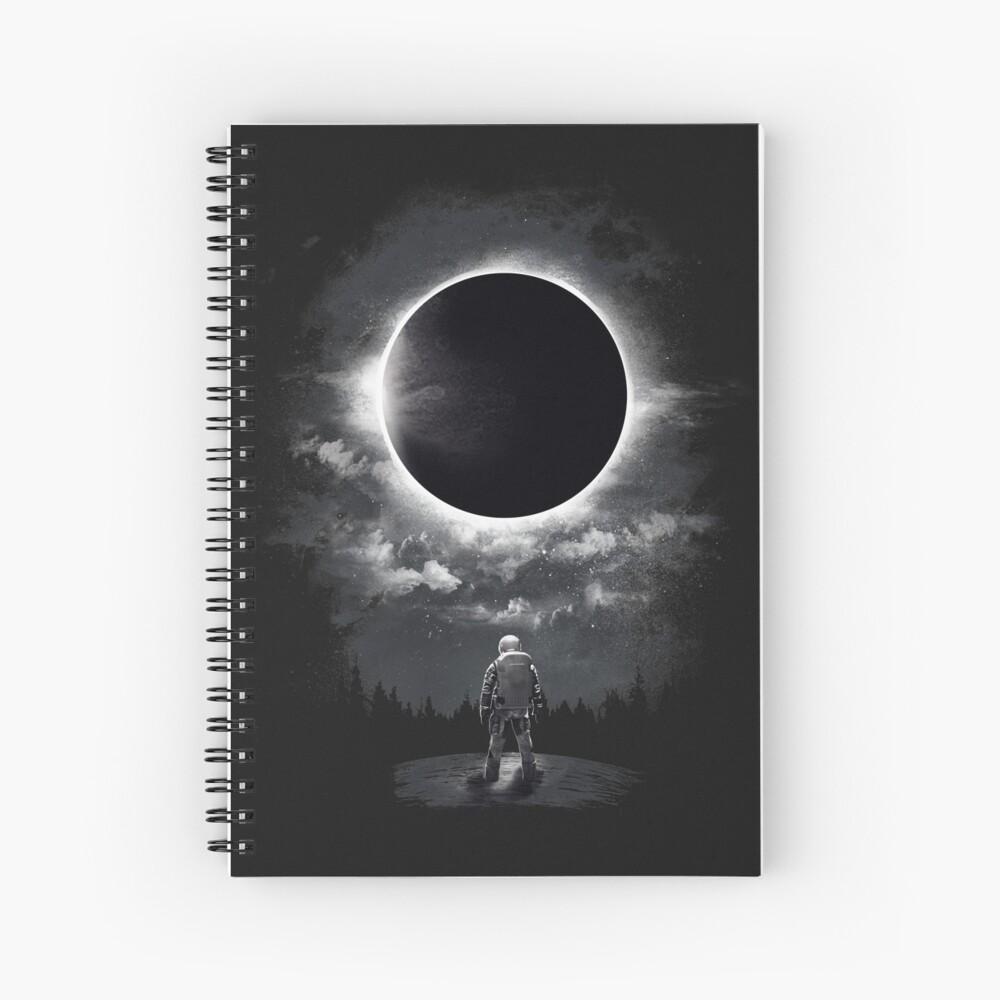 ECLIPSE Spiral Notebook