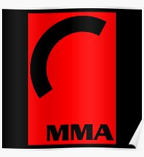 mma Poster