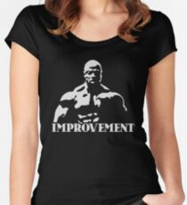 Improvement Women's Fitted Scoop T-Shirt