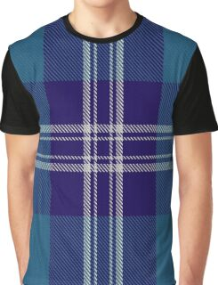 St. Andrews, Earl of District Tartan  Graphic T-Shirt