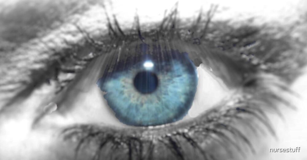 Beauty is in the Eye of the Beholder by nursestuff
