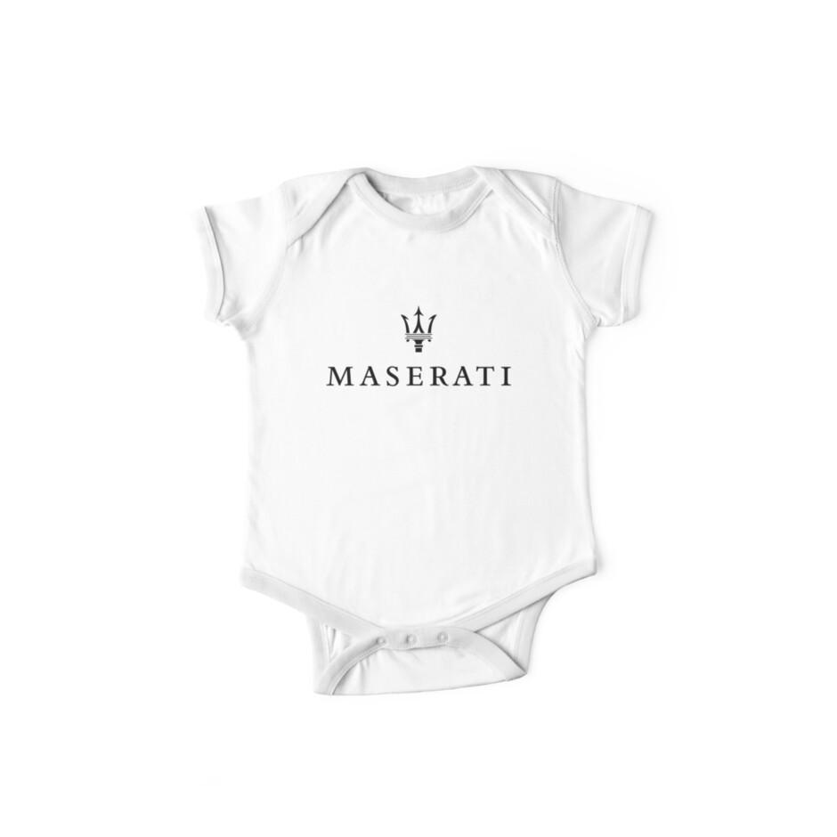 Maserati by cloudymood