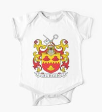 Burgin Coat of Arms One Piece - Short Sleeve