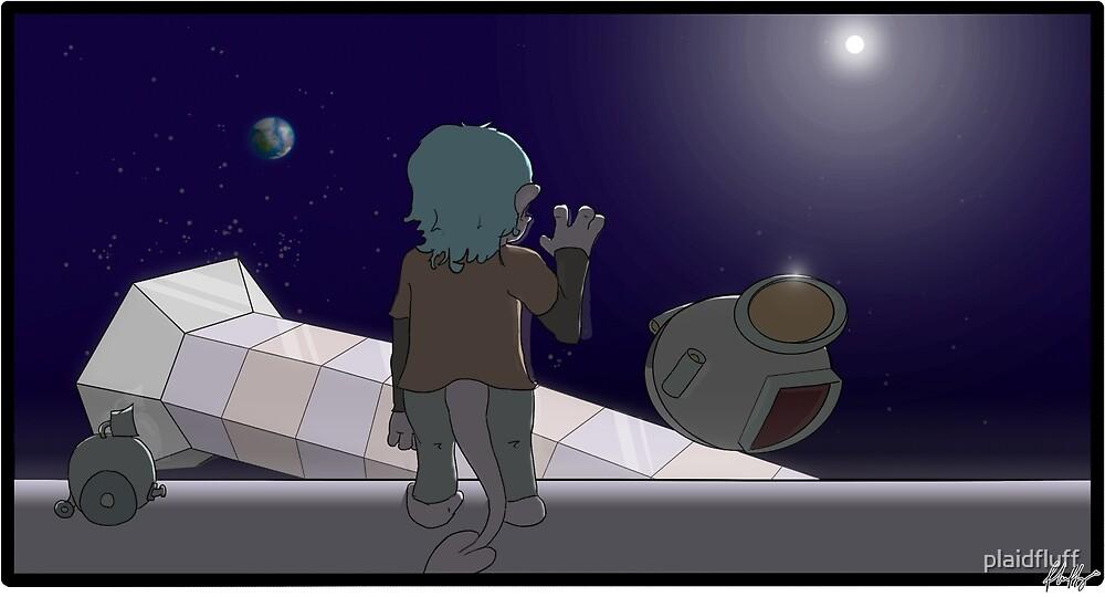 Goodbye by plaidfluff