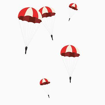 parachutes by blackbear