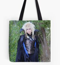 Armored Goblin King Tote Bag