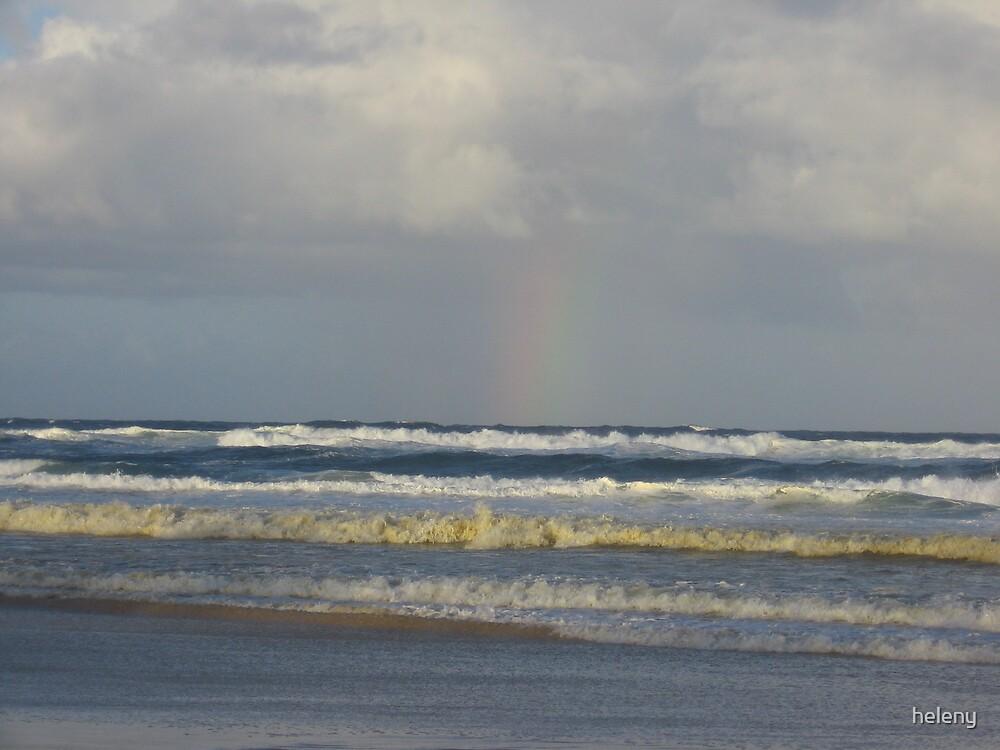breakers and rainbow by heleny