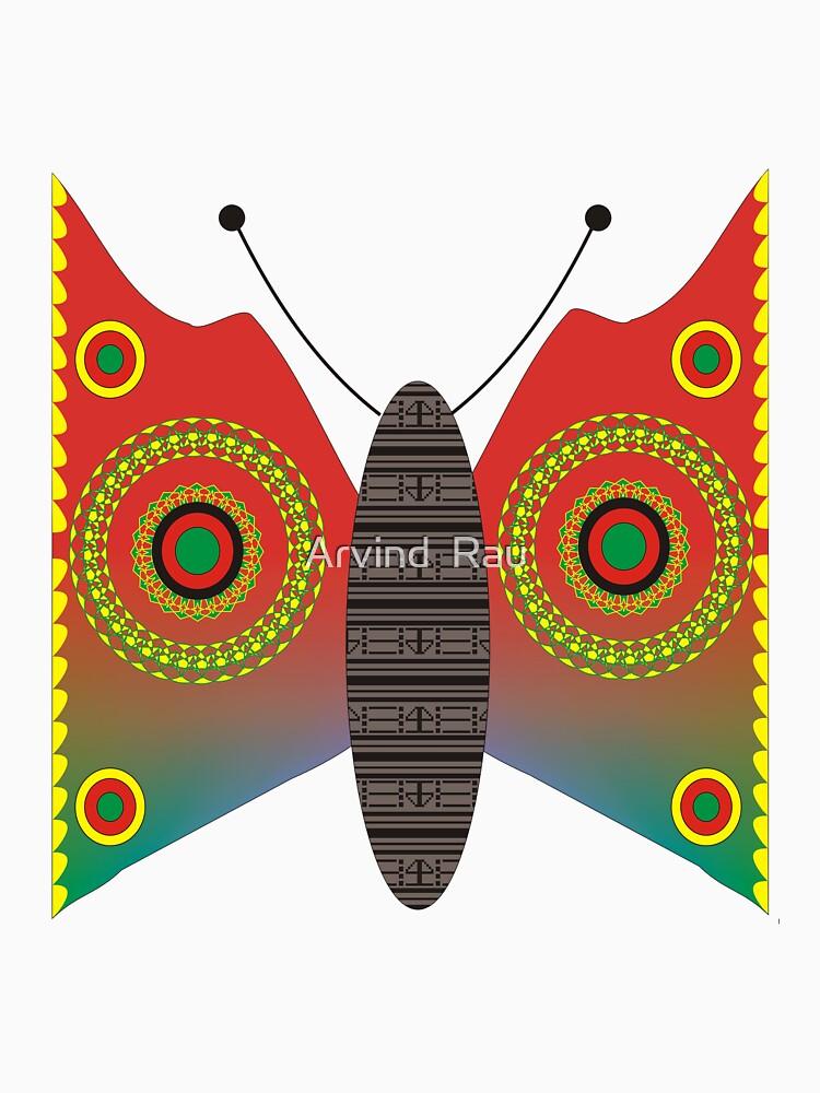 Butterfly design  by artyrau
