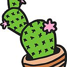 Funny Looking Cactus by dsmithonline