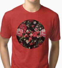 Vampire Weekend Floral Tri-blend T-Shirt